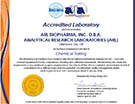 ARL Bio Pharma Accreditations and Certifications